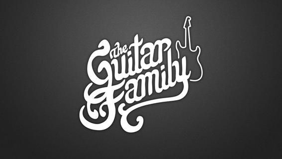 guitar family logo